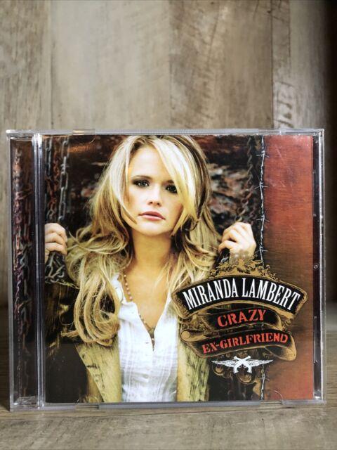 Crazy Ex-Girlfriend CD - The Miranda Lambert Store