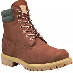 Timberland-6-Inch-Premium-Double-Collar-Boots-Schuhe-Outdoor-Stiefel-Winterstief