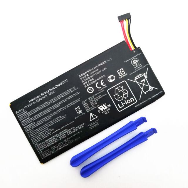 NEW OEM Battery C11-ME370T For Google ASUS Nexus 7 1st Gen 2012 Tablet