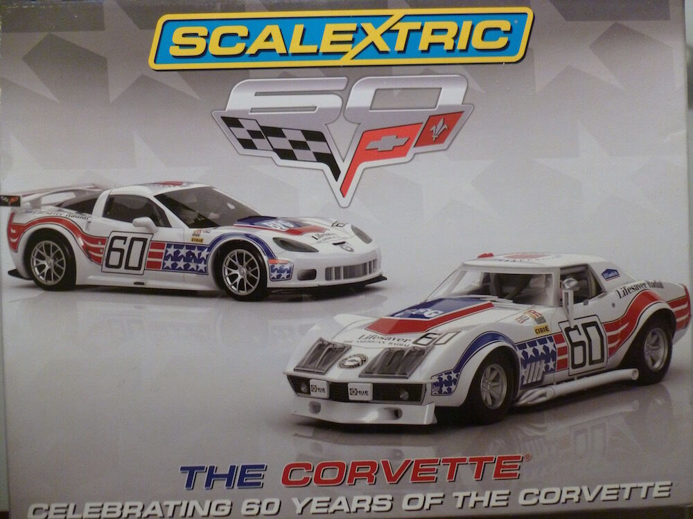C3368A Corvette Limited Edition 60 years