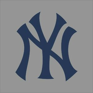 New-York-Yankees-2-MLB-Team-Logo-Vinyl-Decal-Sticker-Car-Window-Wall-Cornhole