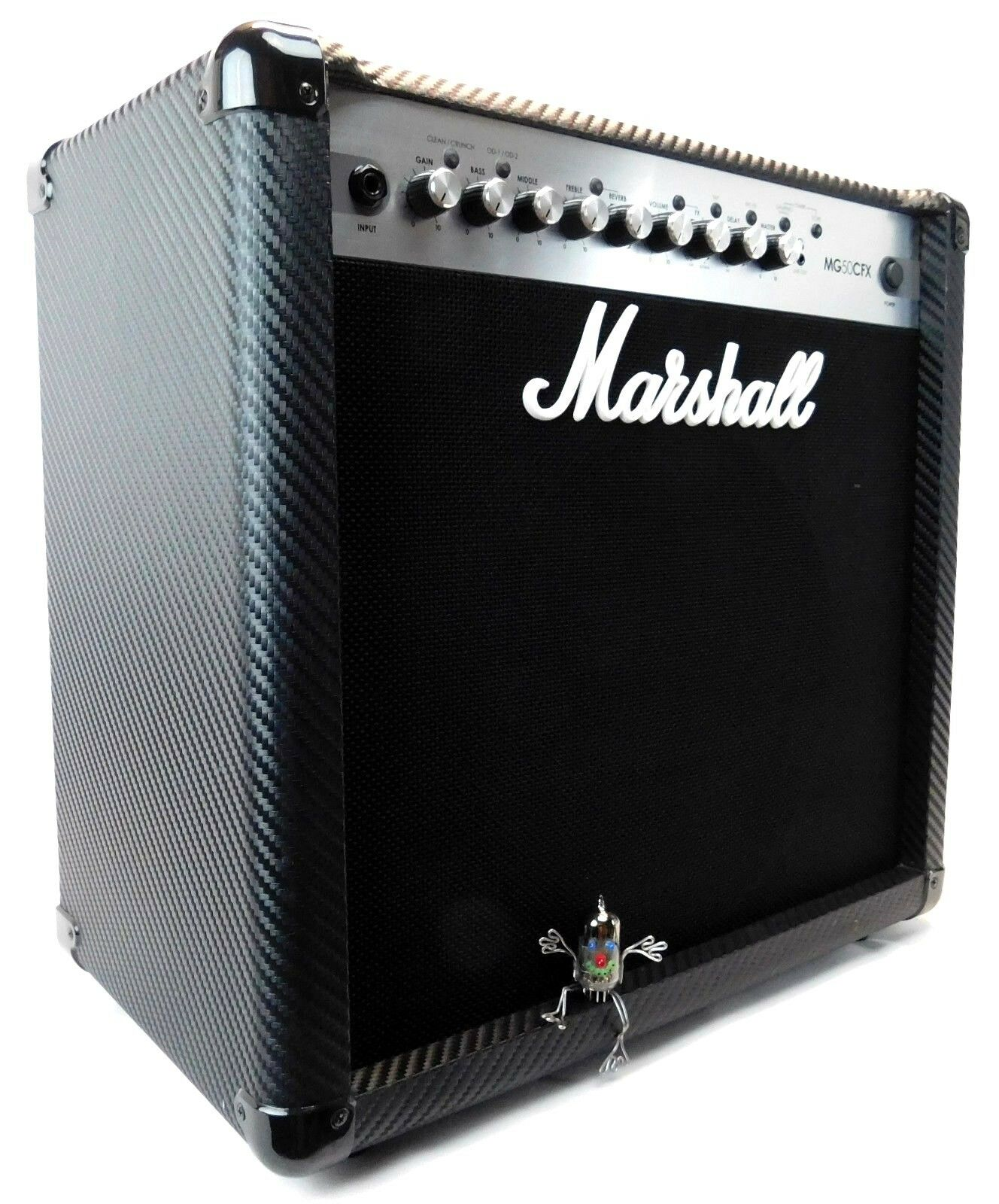 Marshall MG50CFX Amp Combo 50Watt Modern Sounds Effects Hall Delay + Garantie