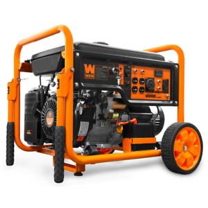 9500-Watt 420Cc Transfer Switch And Rv Ready 120V/240V Portable Gas-Powered Gene