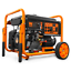 thumbnail 1 - 9500-Watt 420Cc Transfer Switch And Rv Ready 120V/240V Portable Gas-Powered Gene