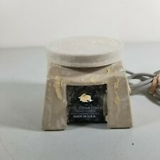 Dental Lab Round Vibrator 4 Round Mixing Plaster Gypsum Henry Schein Dental Sha