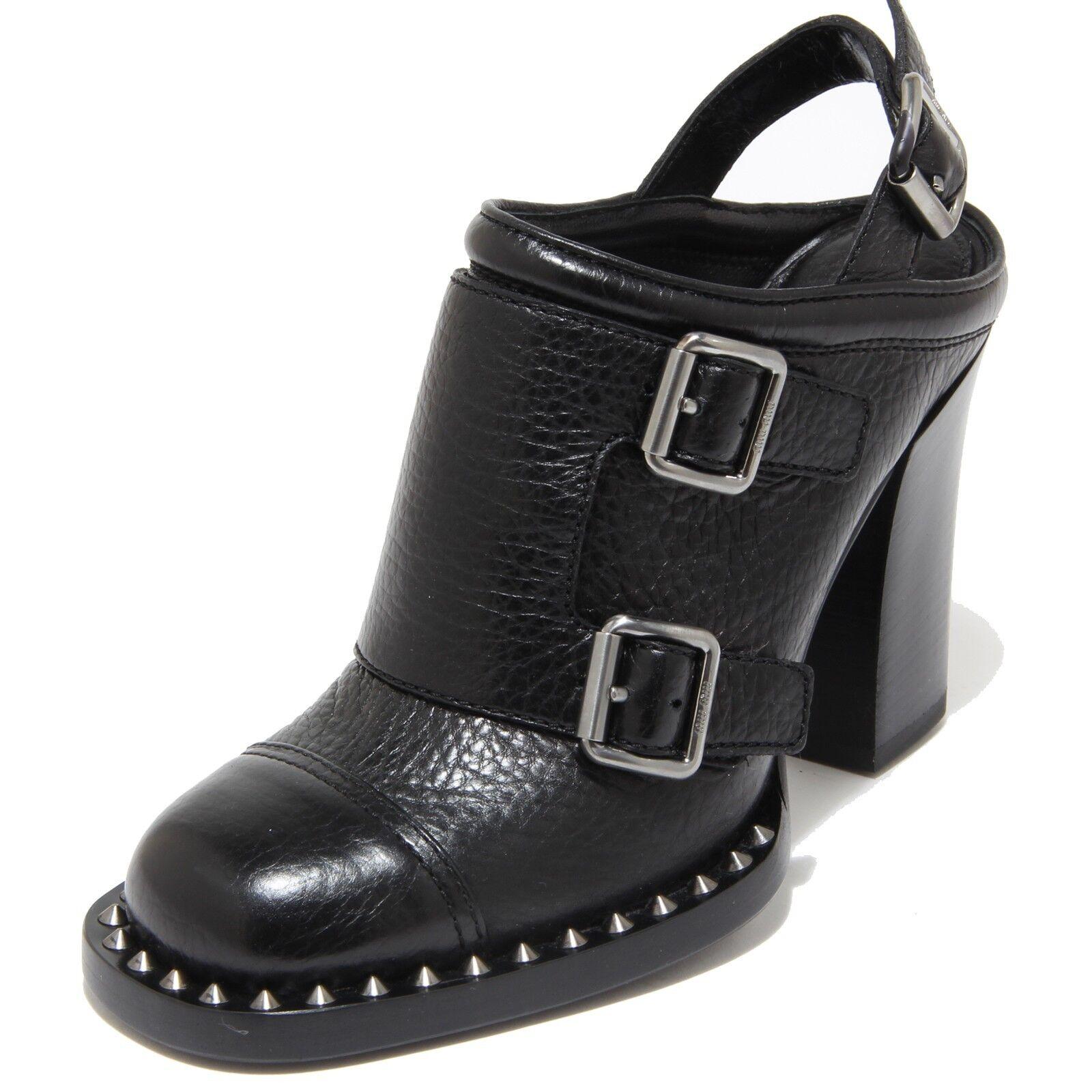 8134I scarpe donna MIU MIU MIU MIU fibbie scarpe shoes Donna a6cc82