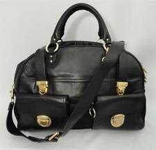 Marc Jacobs Black Large Bag Weekend Holdall Travel- UNISEX Style