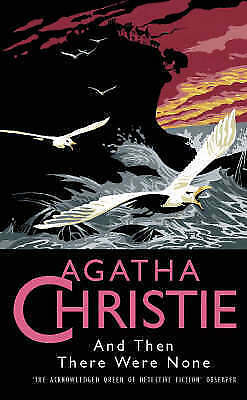 (Good)-And Then There Were None (Agatha Christie Collection) (Hardcover)-Christi