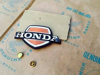 Handle Under Cover Honda C50 C65 C70 C90 Chrome Japan Mint