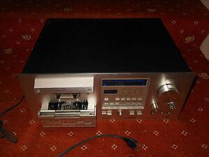 Pioneer    CT F950    stereo    cassette tape player    rack       system      eBay