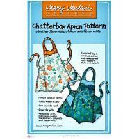 Mary Mulari Designs chatterbox Apron Sewing Pattern