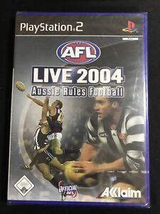 AFL Live 2004 von Acclaim - Sony PlayStation 2 / PS2 Neu & Originalverpackt @458