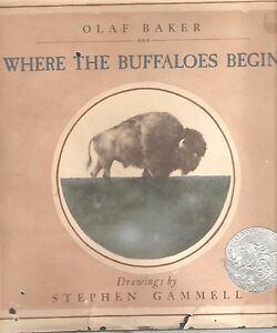 Where-the-Buffaloes-Begin-by-Olaf-Baker-1981-Hardcover