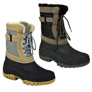 MENS-WINTER-SNOW-MOON-MUCKER-WATERPROOF-WELLINGTON-WELLIES-BOOTS-SHOE-LADIES-NEW