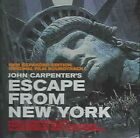 Escape from New York [Expanded Edition] by John Carpenter (Film Director/Composer)/Alan Howarth (CD, Jun-2005, Silva America)