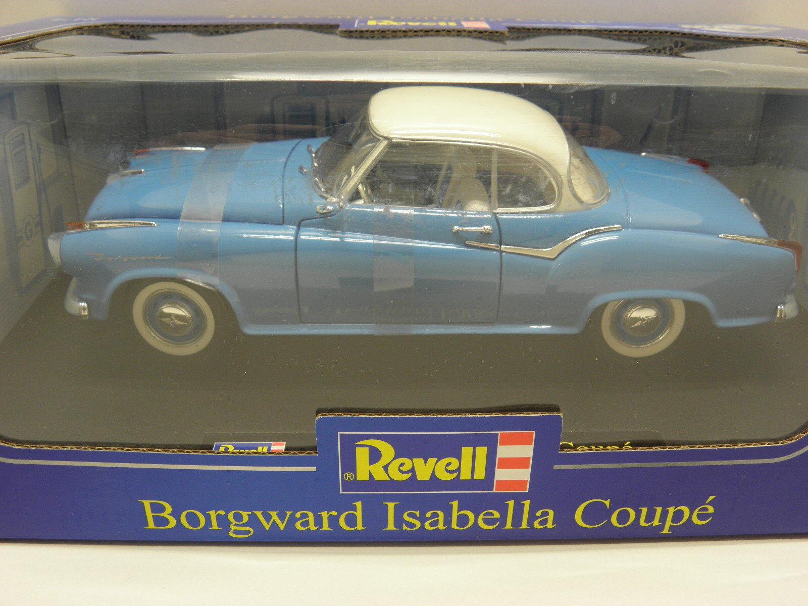 REVELL 08859 sammelmodell Borgward Isabella coupè METAL m.1:18