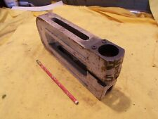 C Frame Punch Sheet Metal Hole Press Brake Tool Unit Strippit Usa 8bn 1 34