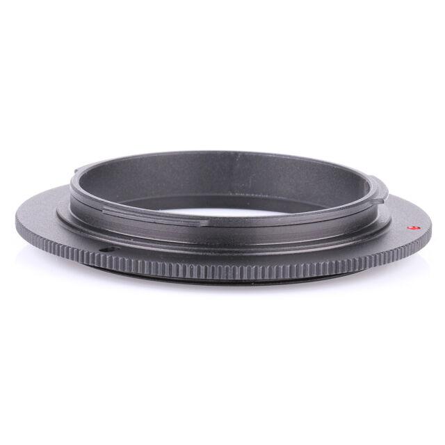 49mm Macro Matel Reverse Adapter Ring for Pentax PK/K Mount Camera Body