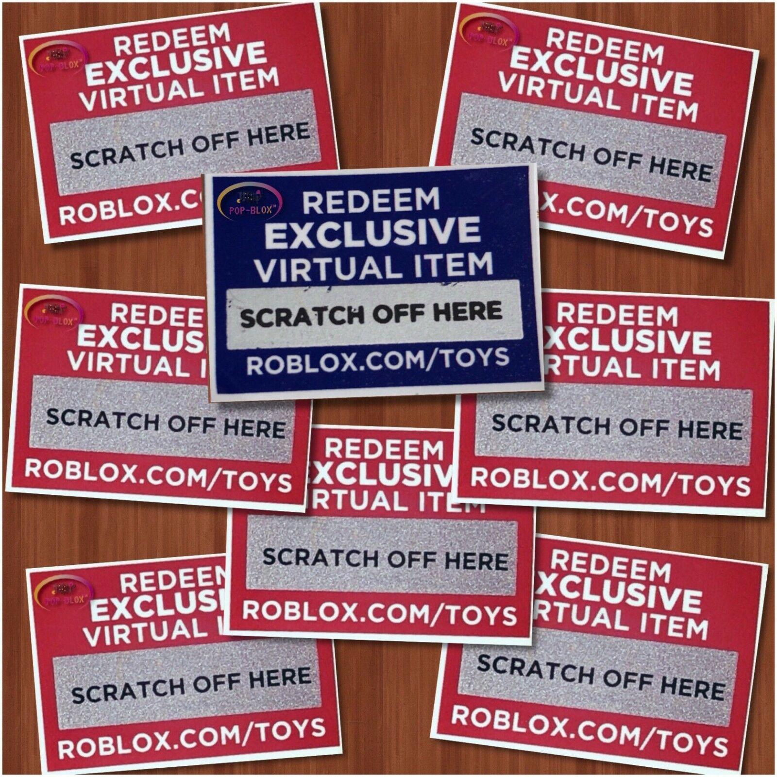 Roblox Exclusive Online 2020 Codes Only Celebrity Gold Series 1 2 3 4 5 6 7 Toys Ebay