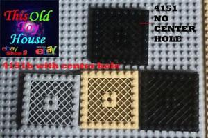 Select Colour // Quantity Plate Grille 8 x 8 LEGO 4151 FREE P/&P!