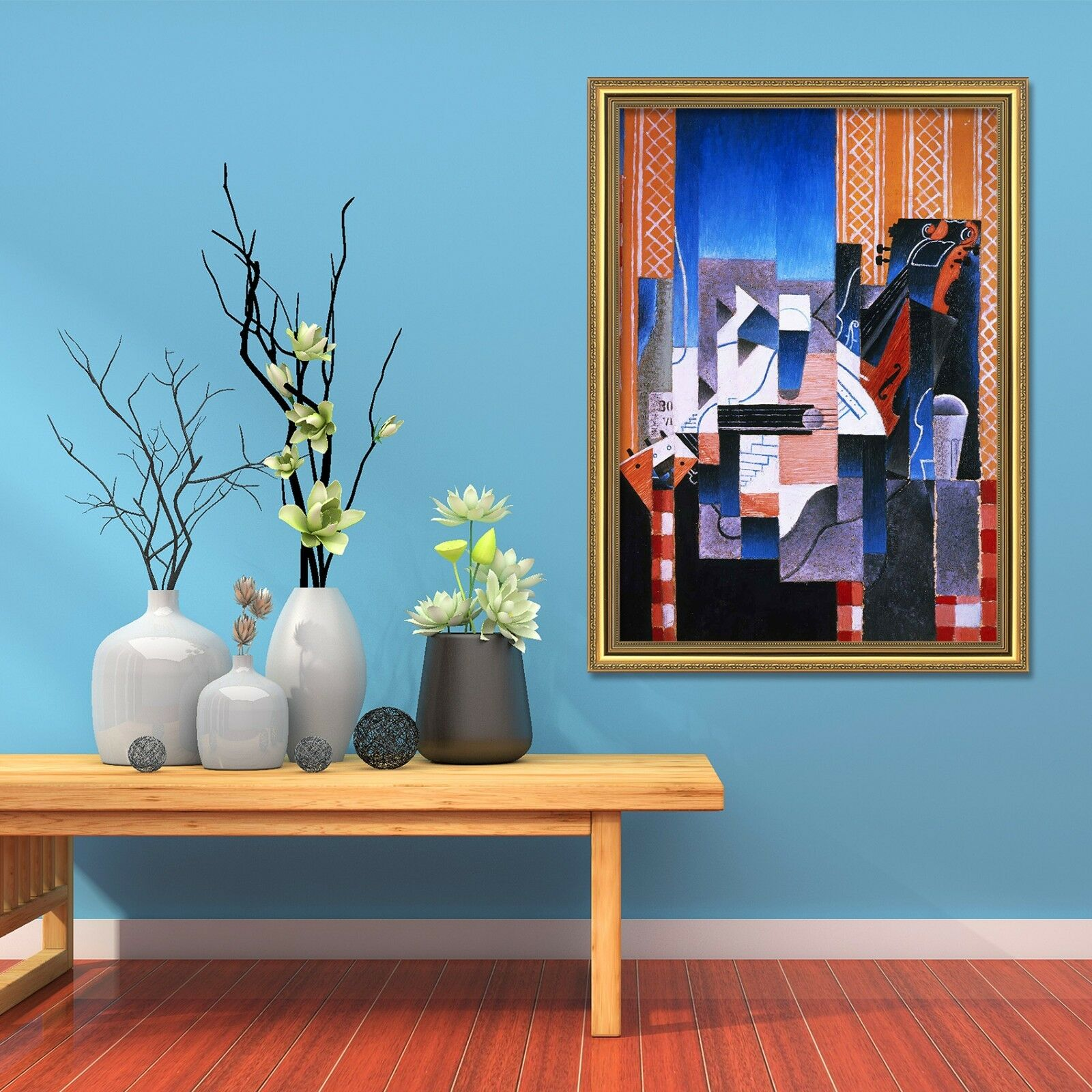 3D Abstract Pattern 8 Framed Poster Home Decor Print Painting Art AJ WALLPAPER