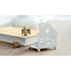 Shabby Chic Love Heart House Shape Tealight Holders White Red Multi Metal Xmas - Northwich, Cheshire, United Kingdom - Shabby Chic Love Heart House Shape Tealight Holders White Red Multi Metal Xmas - Northwich, Cheshire, United Kingdom