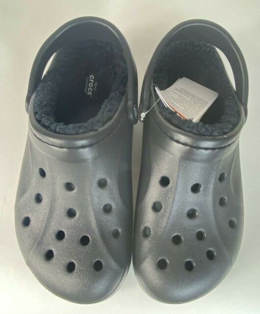 Crocs Lined Winter Clog 203766-060