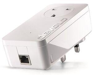 Devolo-9371-CPL-dLAN-1200-plus-Ethernet-unique-Add-on-Adaptateur-Avec-1-ports
