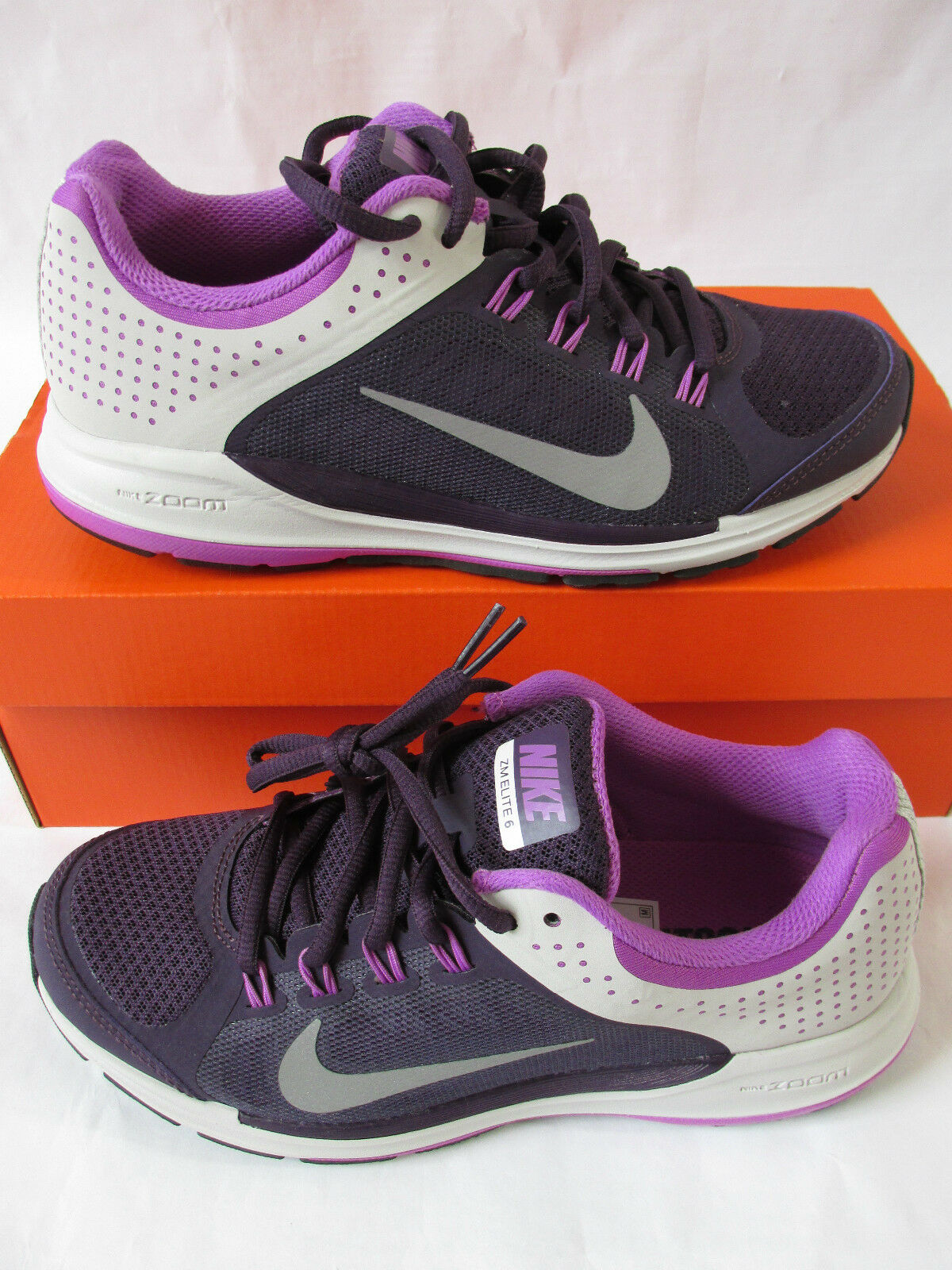 nike  Femme  zoom elite+ 6 running trainers 554728 005 sneakers  chaussures