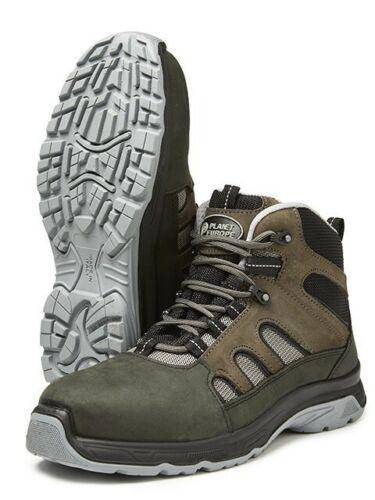 Planet Europe Imola Plus S3 metallfreie Sicherheitsschuhe Arbeitsschuhe Stiefel