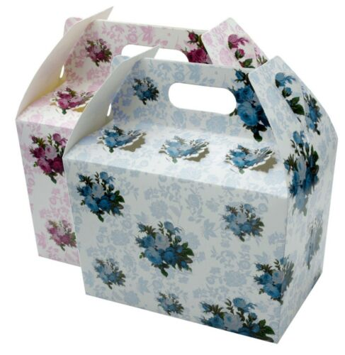 Childrens Kids Birthday Loot Favour Bags Gift Toy Box Party FOOD BOXES