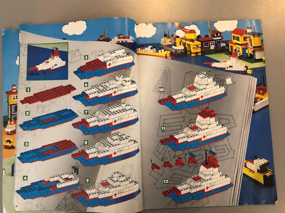 Lego andet, IDEBOG 260