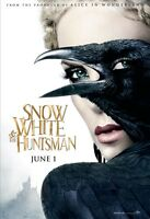Snow White And The Huntsman Movie Poster - Charlize Theron Poster