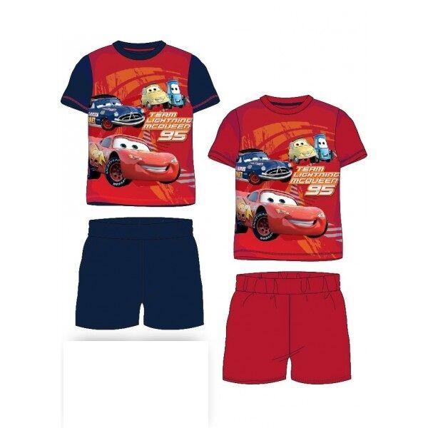 pyjama enfant Disney, ensemble garçon Cars, pyjama coton Cars  2 au 6 ans