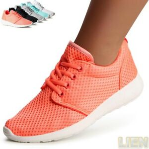 Ladies-039-SHOES-TRAINERS-RUNNERS-CASUAL-SHOES-TRAINERS