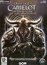 DARK AGE OF CAMELOT   LABYRINTH OF THE MINOTAUR     ---  NEUF ---   pour PC