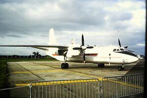4-500-2-Aerospatiale-Nord-N-262-French-Air-Force-Kodachrome-SLIDE