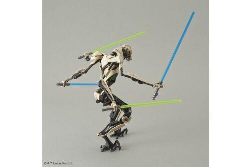Star Wars 1//12 General Grievous Model Kit Bandai Japan NEW