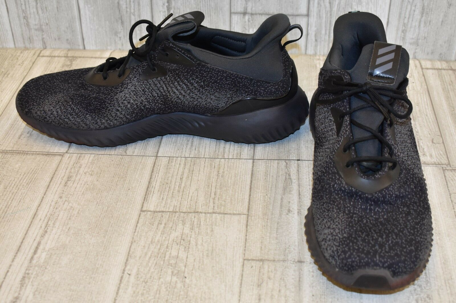 Adidas alphabounce istinto scarpe da corsa - uomo numero 13 nero | Lavorazione perfetta  | Scolaro/Signora Scarpa