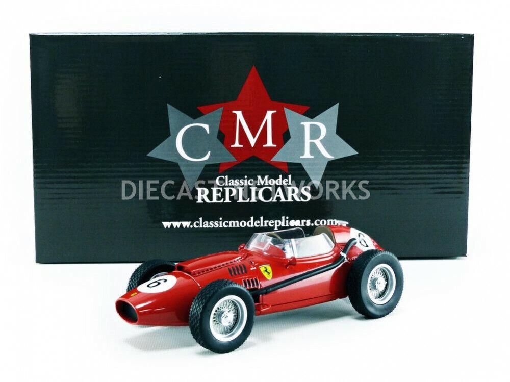 CMR - 1 18 - FERRARI DINO 246 F1 - MAROCCAN GP 1958 - CMR162