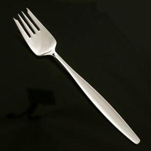 "Cypress Sterling Silver by Georg Jensen Denmark Salad Fork 6.75/"""