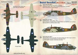 Print-Scale-Decals-1-72-Bristol-Beaufort-Parte-2-72328