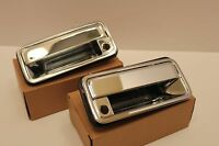 Chevy R3500 Outside Exterior Door Handle Chrome 1988 1989 1990 1991 1992 1993 94
