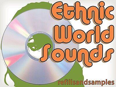 Arp 2600 SYNTH SOUND REASON NNXT REFILL EXS 24 Akai MPC Soundfont WAV Samples CD