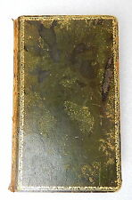 Antique Mythology Book The Adventures of Telemaque Francois Fenelon 1841 French