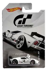 Image Is Loading  Hot Wheels Gran Turismo  Ford Gt
