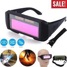 Auto Solar Powered Darkening Welding Helmet Eyes Welder Glasses Mask For Welding