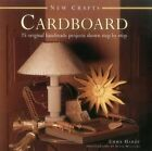 New Crafts: Cardboard by Emma Hardy (Hardback, 2015)