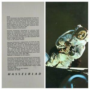 Foto hasselblad 1969 Appolo Ix David Scott / 48,8 CM X 39 CM Pubblicità Nasa