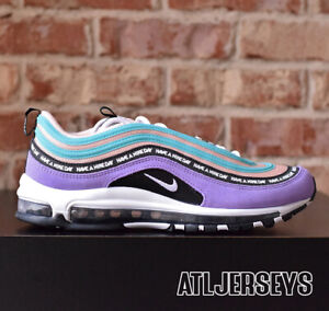 2ce508ed6 Nike Air Max 97 ND Have a Nike Day Space Purple BQ9130-500 Size | eBay